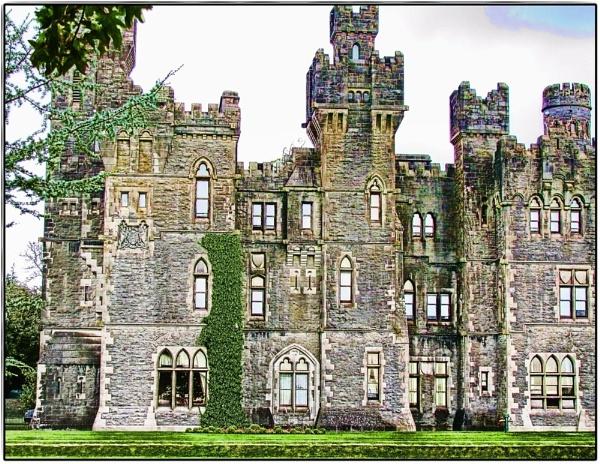 Ashford Castle Hotel by Jocelia