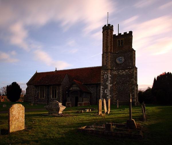 St. Michael\'s Church (Horton village) by Steffen1209