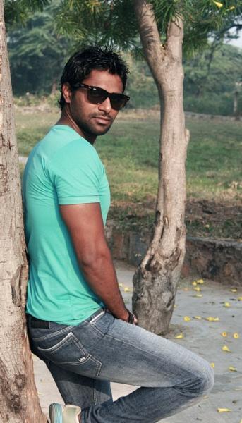 Raghu by SANJPHOTOGRAPHY