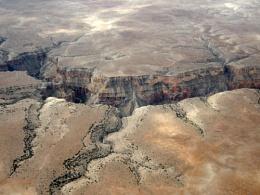 Earth crack !