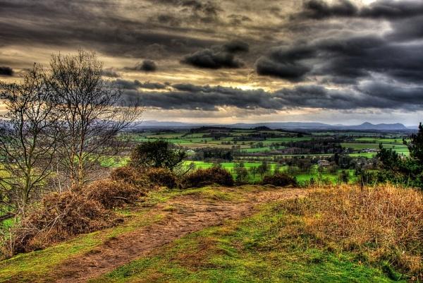Grinshill, Shropshire by stevew10000