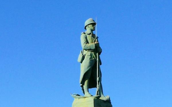 A French War Memorial by OceanOak