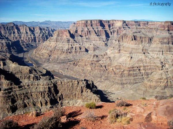 Grand Canyon by zed
