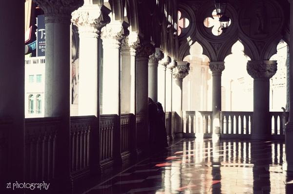 The Venetian by zed