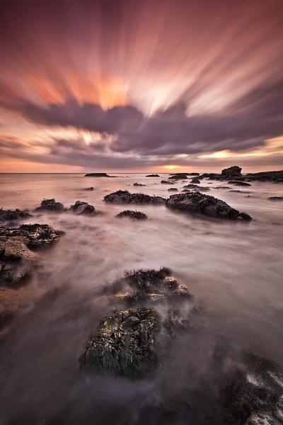 Whitburn Coastline by Ian_Sweet