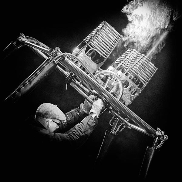 Ignition by GarethRobinson