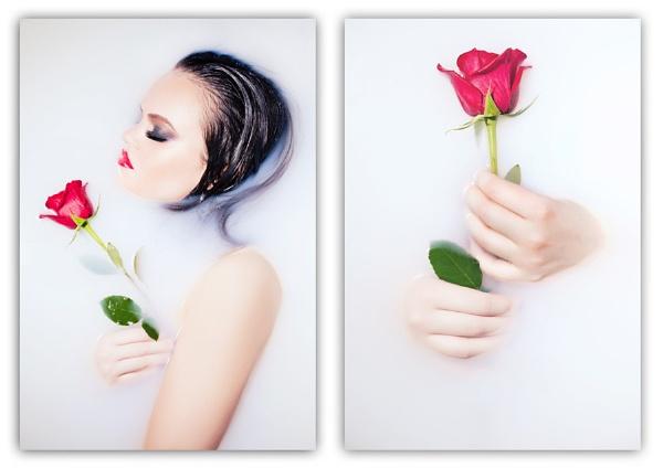 Ana, beauty portrait by scata