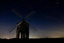 Chesterton Windmill at Night