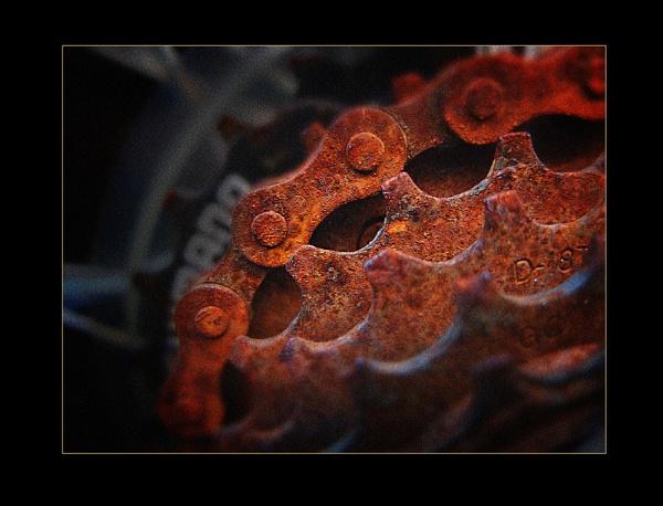 Rusty gears by timbo