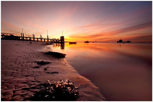 The Old Pier by Fisher2