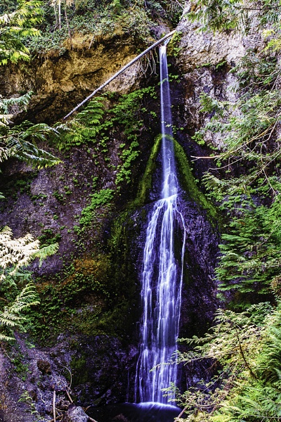 Marymere Falls by JGCurry