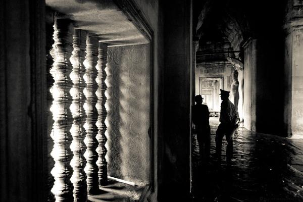 Angkor Wat by EllieEdge