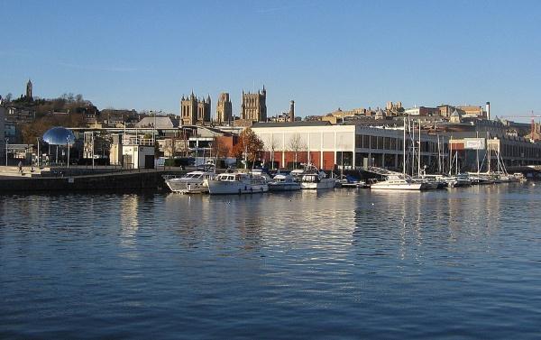 Bristol Harbour by Glostopcat
