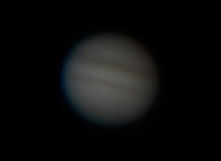 A Fuzzy Jupiter by MrGoatsmilk