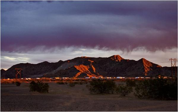 Arizona Sunset by Daisymaye