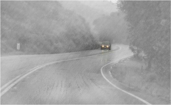 Rain and Fog by Daisymaye