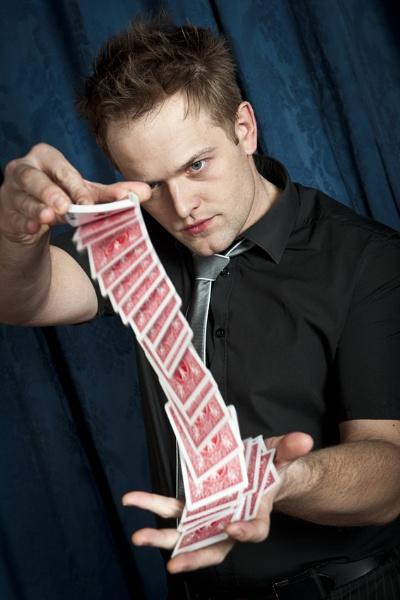 Thomas Wright, mercurial magician. by SteveSav