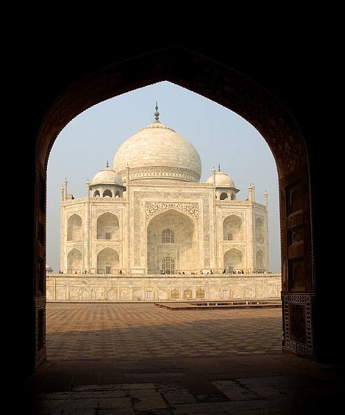 Taj view by philsmed
