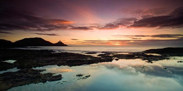 Mumbles Lighthouse by Richard_MLA