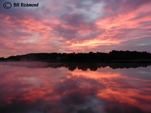 Sunrise from Portumna Bridge