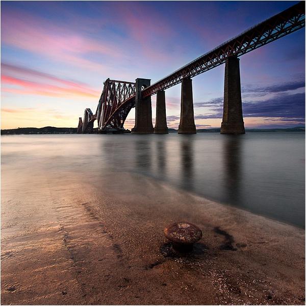 Forth Rail Bridge by Baz72