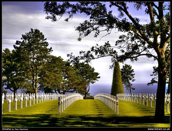 Omaha American War Cemetary by pauldawn