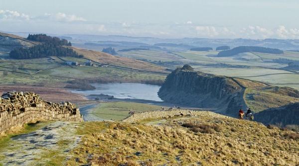 Crag Lough by GrahamDixon