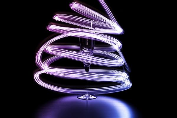 Light Swirl by iamsam