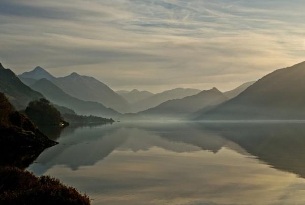 Loch Duich by Sasanach