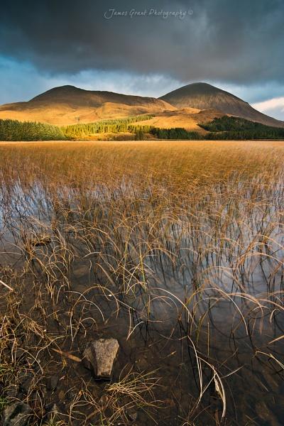 "Loch Chrisod Cill  AKA \""The Hairy Loch\"" by jamesgrant"