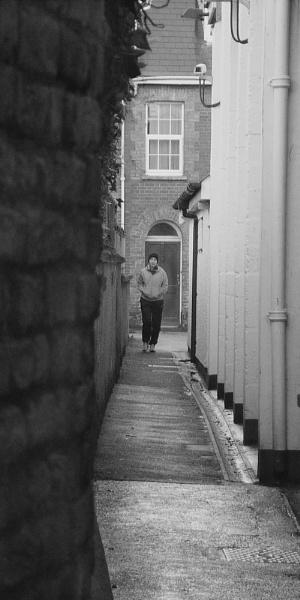 Narrow by SimonAlesbrook