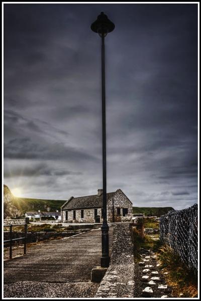 Ballintoy Harbour, Co Antrim by ANNIEKERR