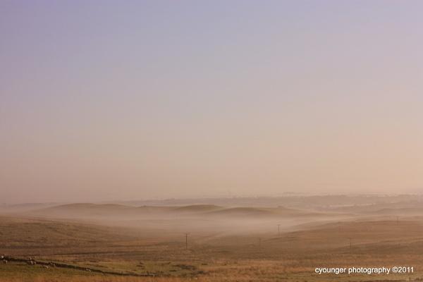 Moors Fog by desbarnio