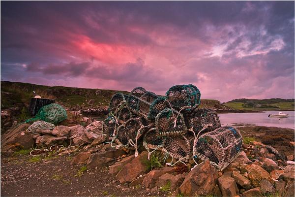 Lobster Creels by chrissp26