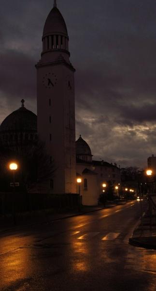 Nighttime by MollyOcean