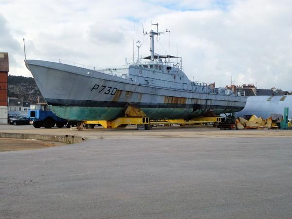 P Boat by OceanOak