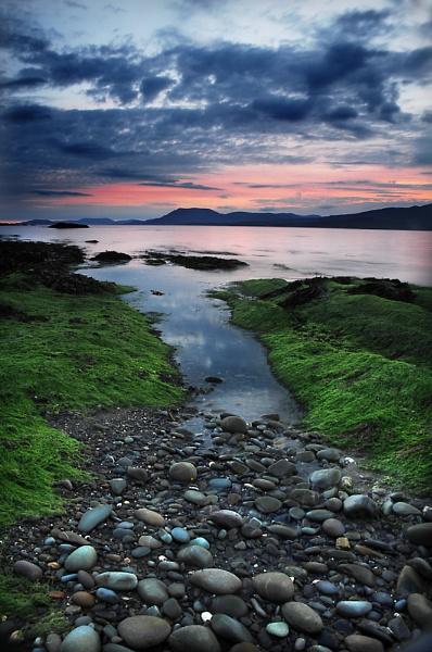 Bantry Bay Sunset by DerekColeman