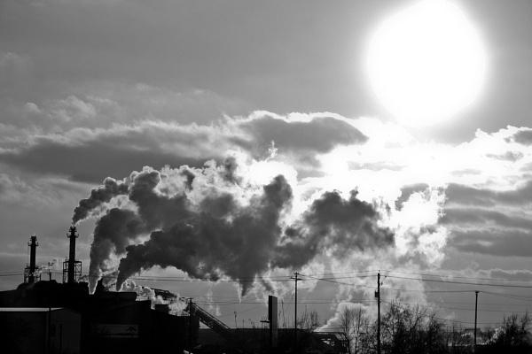 Smoke and Clouds by atulkhas