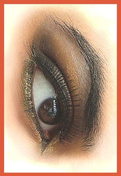 Eye by panda
