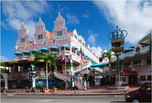 Aruba by kinfatric