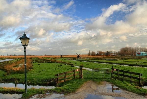 Zaanse Schans by suregork