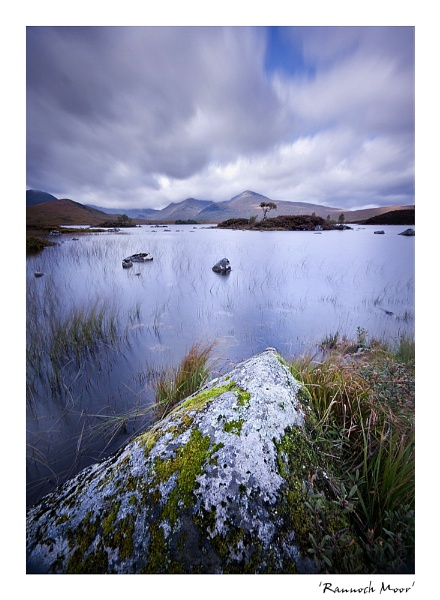 Rannoch Moor by angej