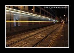 Manchester tram trails
