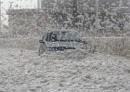 Hurricane Maria Hits Cleveleys