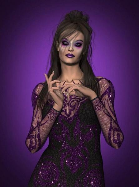 purple by leginR