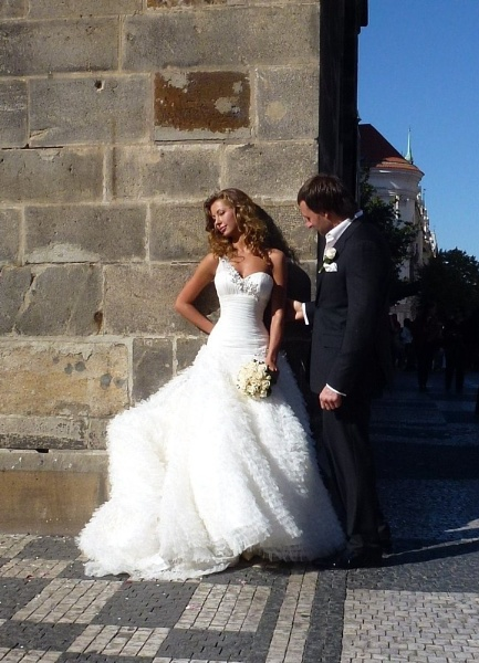 Prague Wedding by emacklyn