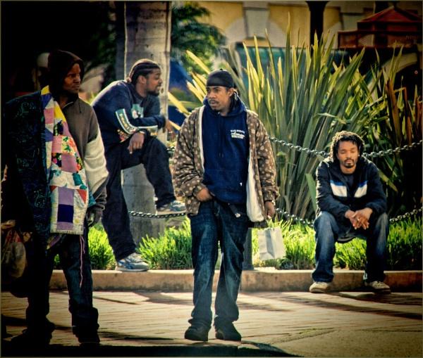 San Diego Boys by Daisymaye