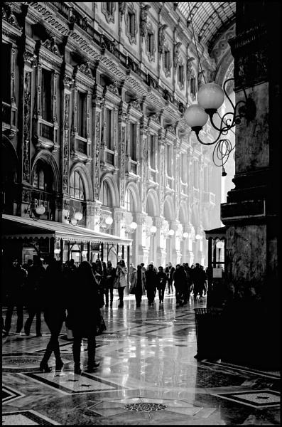 Galleria Vittorio Emanuele II, Milan by nonur