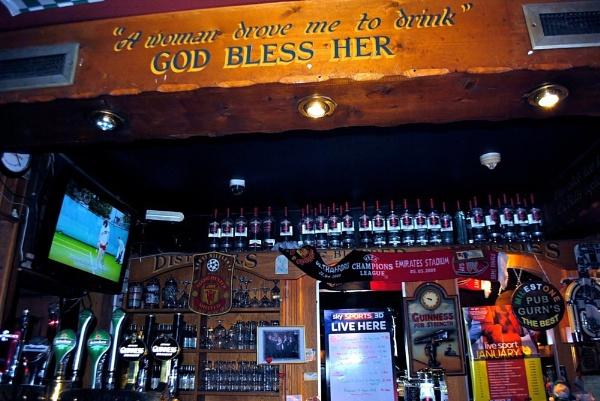Irish Pub by diamondgeaser