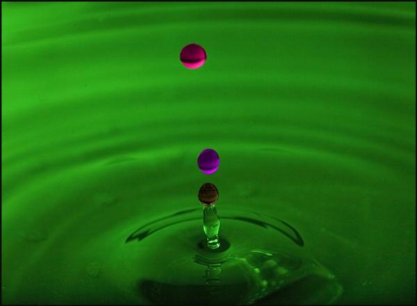 Water Drops by sophielou